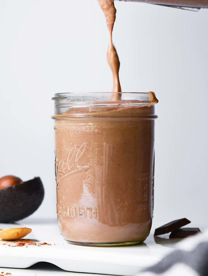 Low Carb Peanut Butter Smoothie (Keto + Easy!)