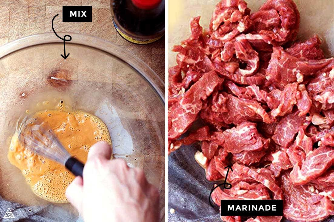 how to make hunan beef