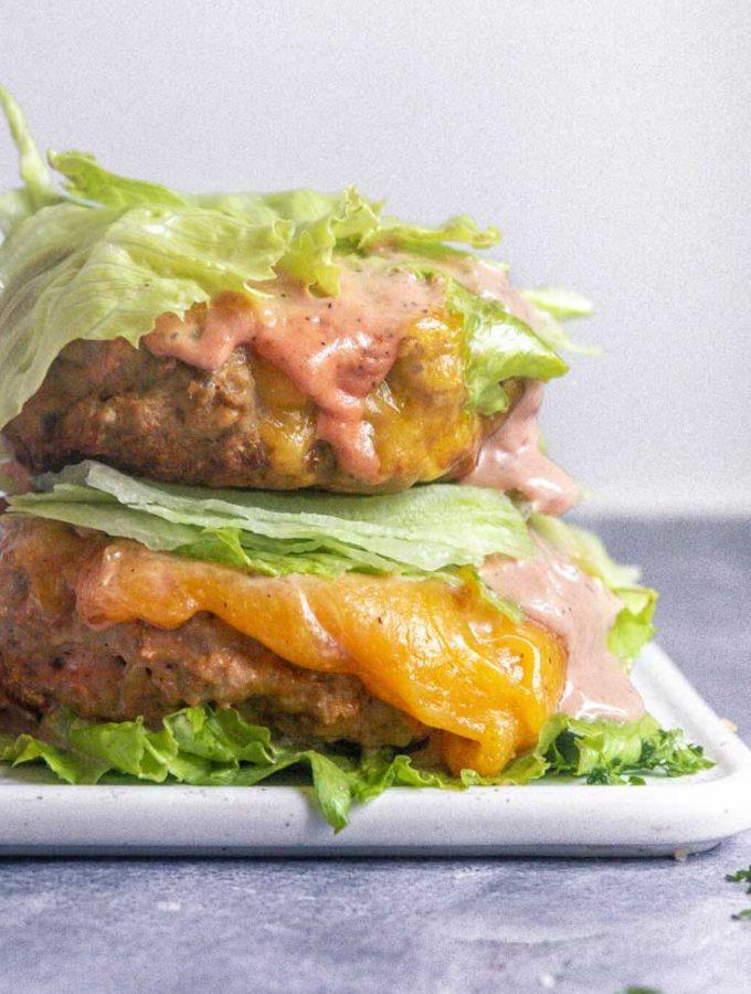 Low Carb Big Mac (Easy + Keto!)