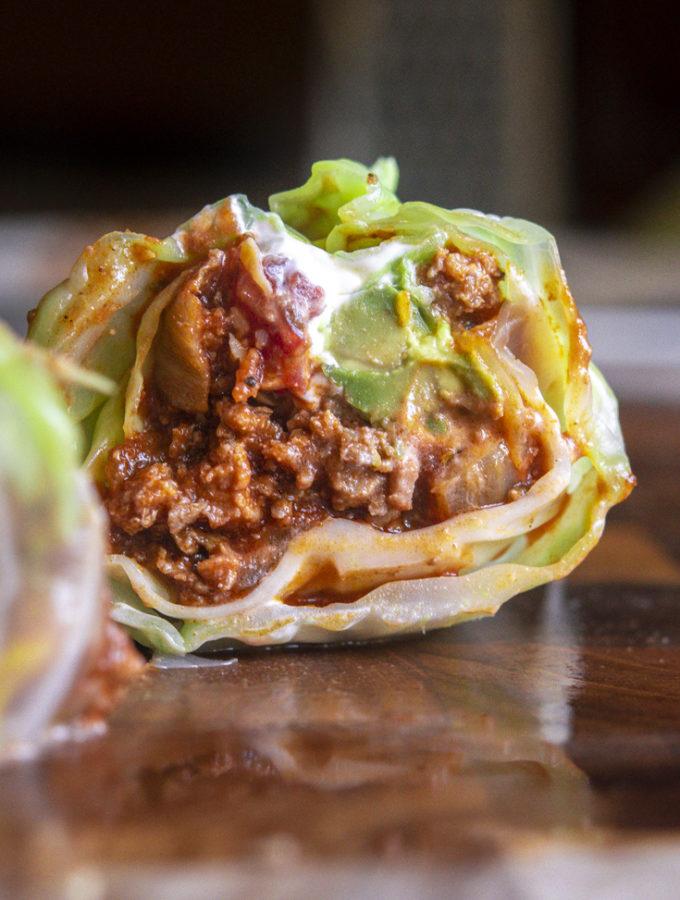 Low Carb Burritos (Legit + Easy!)