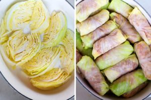 how to cook keto cabbage rolls