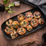 Easy Keto Eggplant Pizza