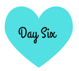 Day Six | The Little Red Heart