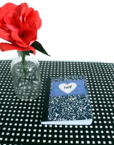 Little Notebooks | The Little Red Heart