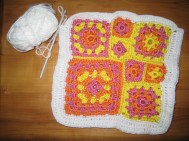 bright squares joined
