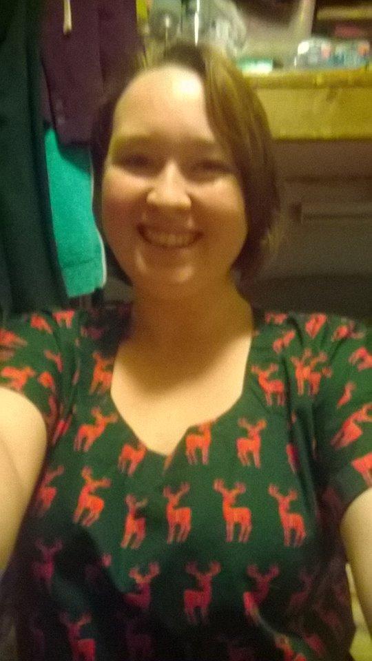 Christmas dress 3