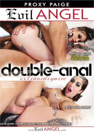double-anal extraordinaires