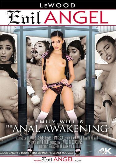 emily willis: the anal awakening