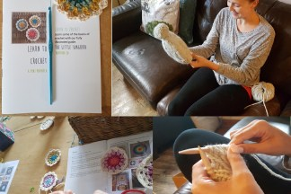Knitting and Crochet Workshops