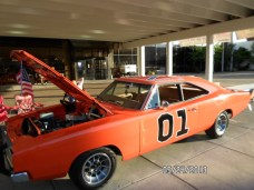 General Lee at a car show in West Virginia!