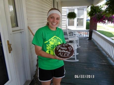 Alex - Sweet 16th Birthday