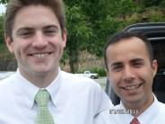 Me and Elder Proctor!