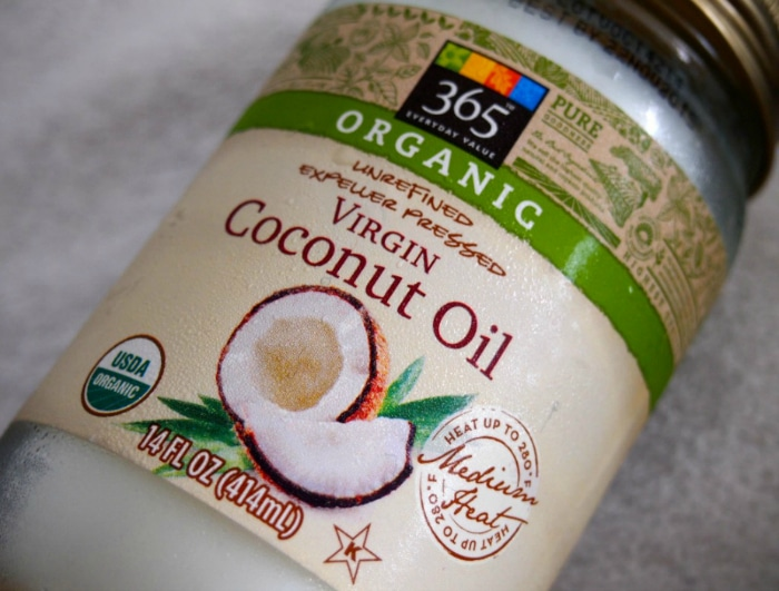 The benefits of coconut oil on skin, and how to use coconut oil for hair, skin, and nails.