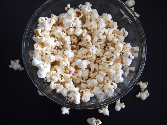 Healthy Stovetop Popcorn The Live Fit Girls