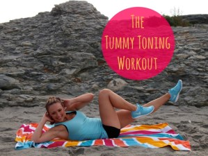 The Tummy Toning Workout
