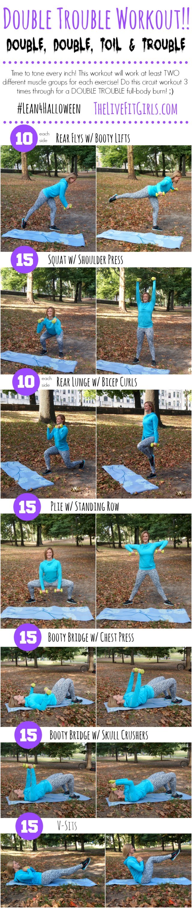 Double Trouble Workout