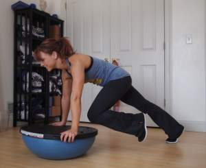 Full Body Bosu HIIT