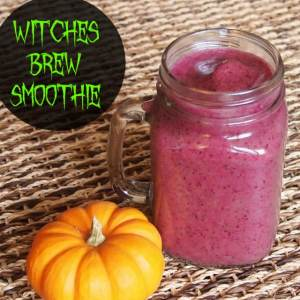 BOO!!…Witches Brew Smoothie!