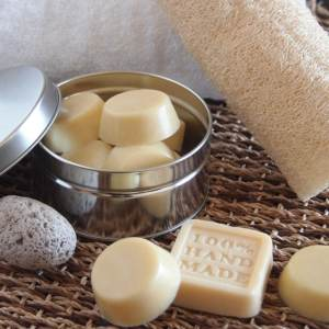 DIY Bath Melts