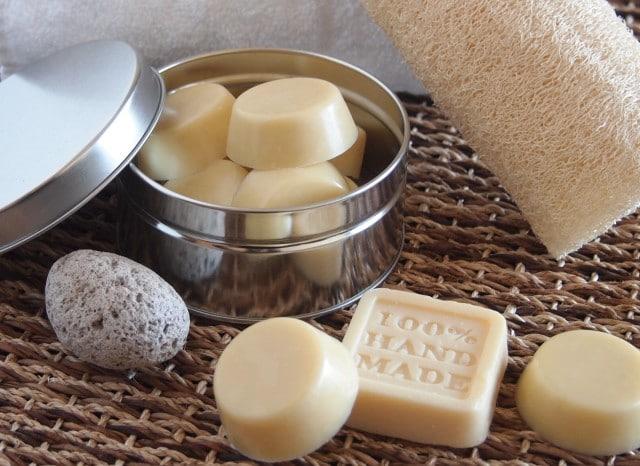 Homemade Bath Melts