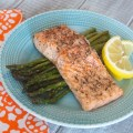 Simple Herbed Salmon