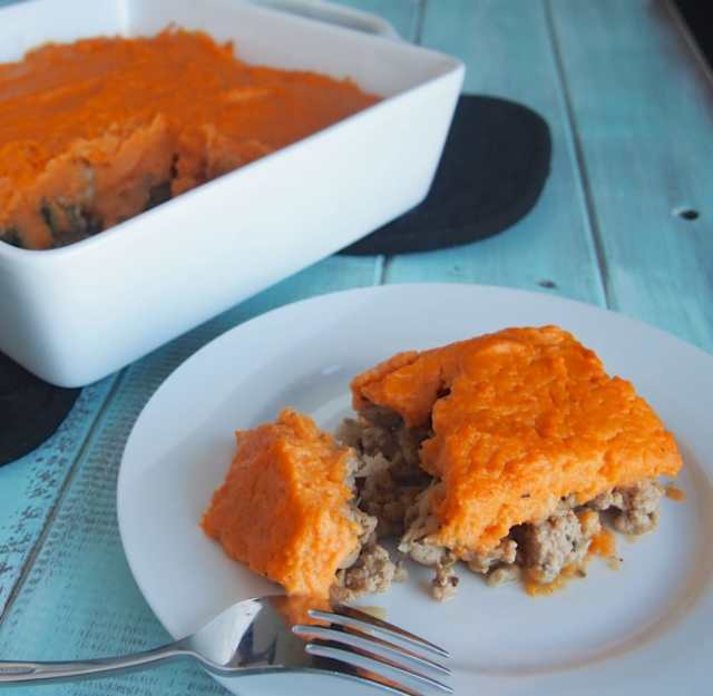 Healthy Shepherds Pie