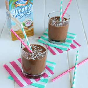 Chocolate Coconut Power Smoothie