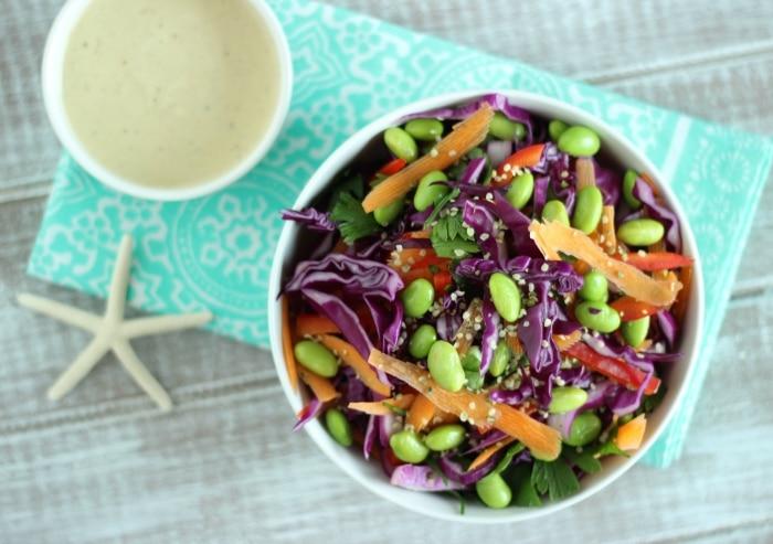 Rainbow Detox Salad