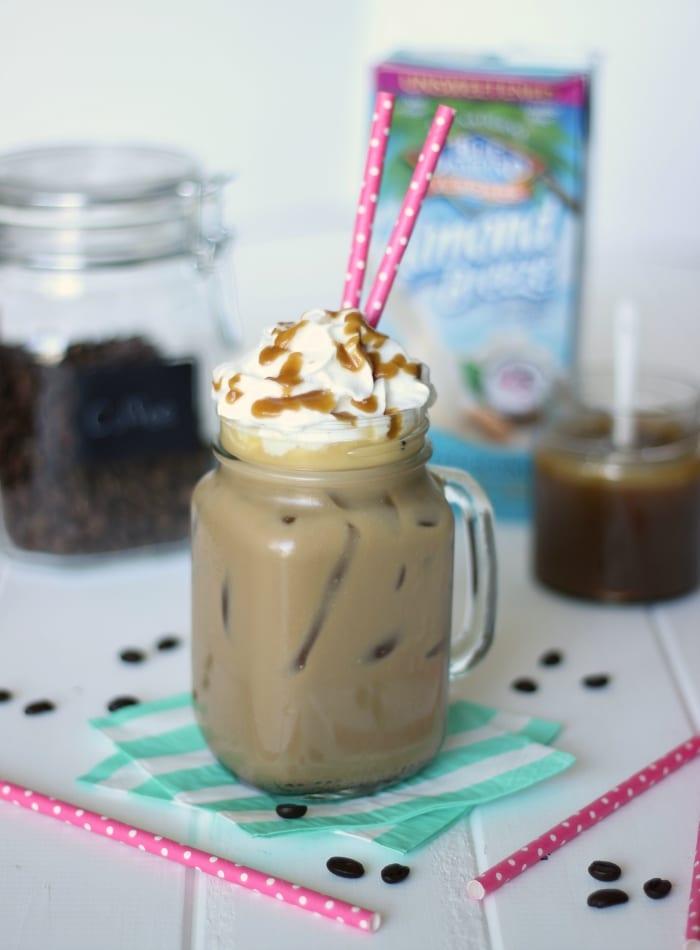 Skinny Caramel Latte