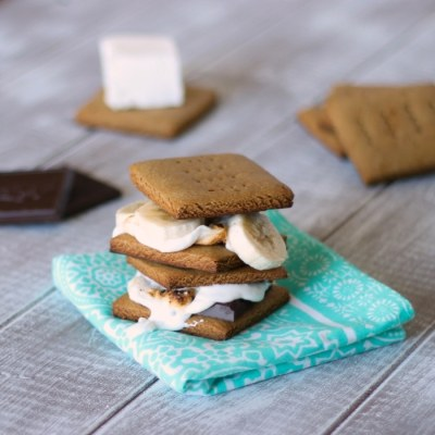 Healthy Homemade S'mores!