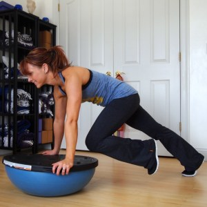 Why you NEED a BOSU!