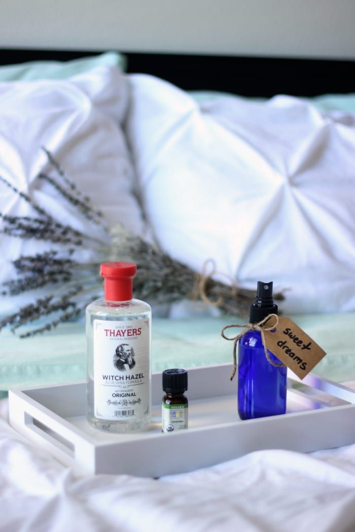 Diy Pillow Spray Amp Tips For Better Beauty Sleep
