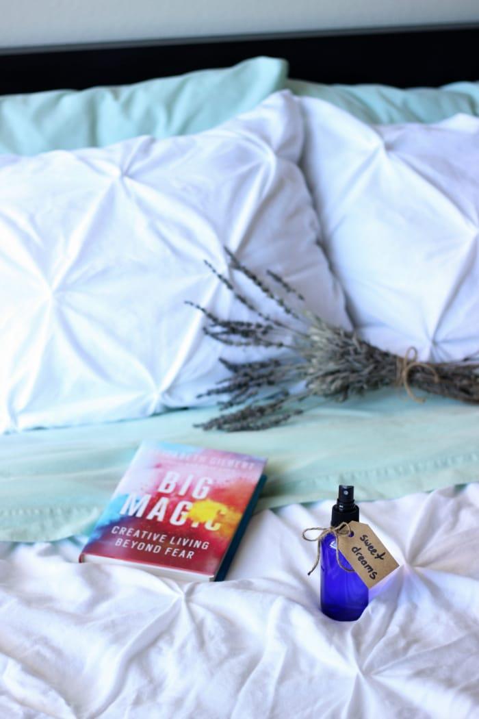 DIY Sleep Spray