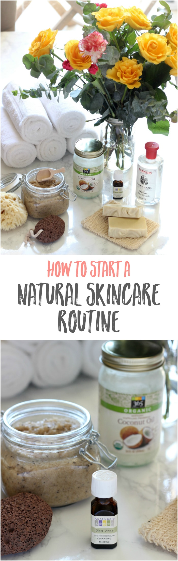 How to Start a Natural Skincare Routine
