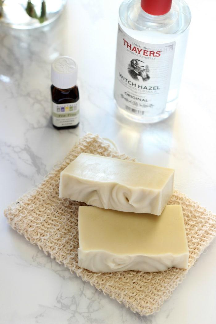 Natural Skincare Routine 3
