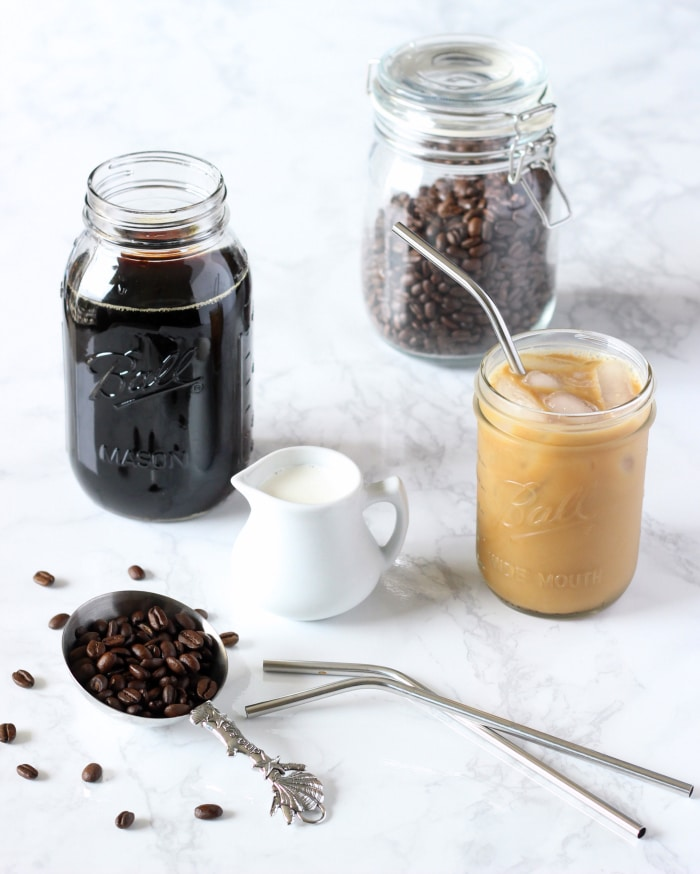 The BEST Cold Brew Ice Coffee