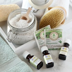 Energizing Detox Bath Salts