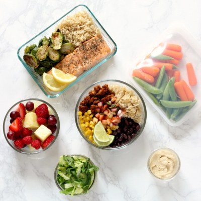 The BEST Meal Prepping Containers