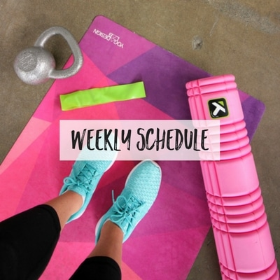Looking for a weekly workout routine for women? Here you'll find a new workout plan each week that is specifically designed for females. Get full body workouts, cardio for weight loss, and toning exercises for your abs, legs, and upper body.