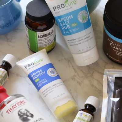 How to Create a Natural First Aid Kit