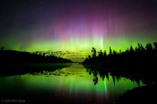 Aurora by Mike Shaw