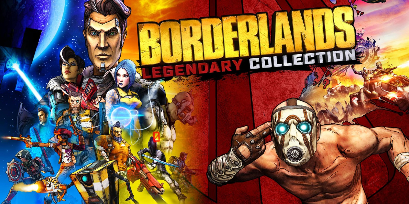 The Borderlands Movie Is On Its Way