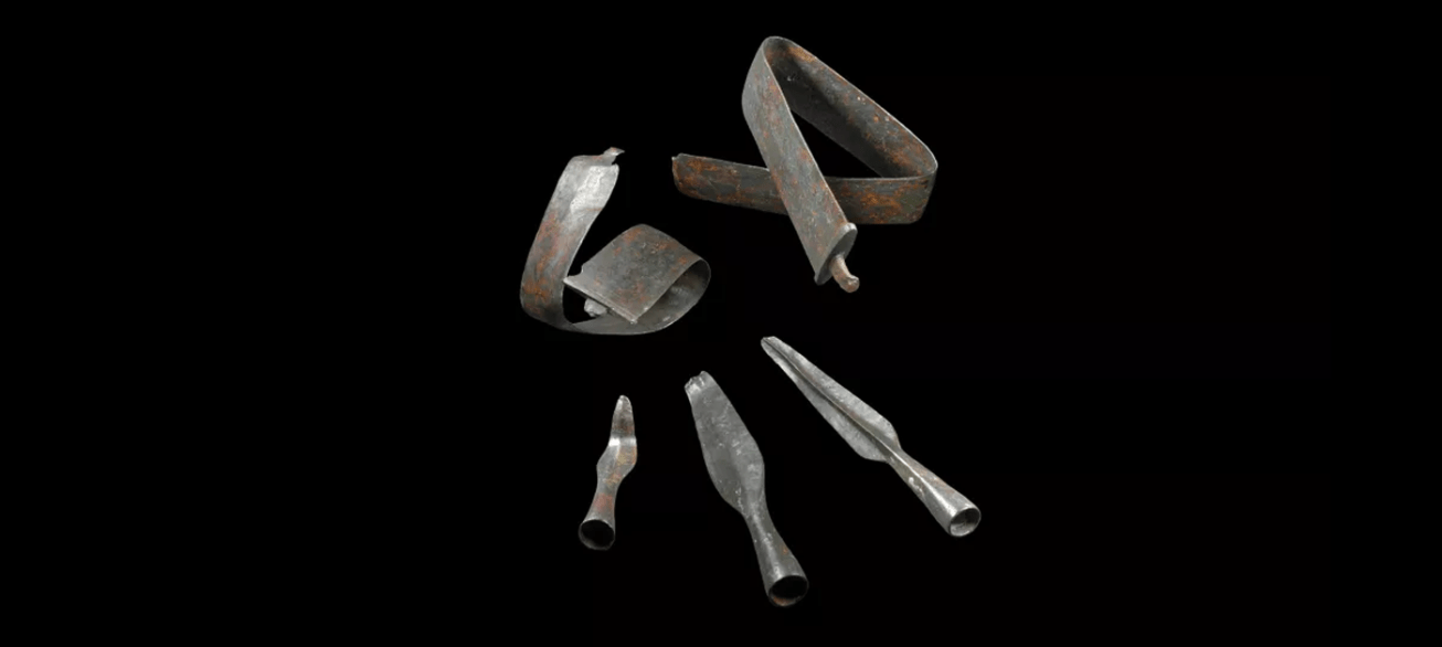 New Evidence Shows How Iron Age Soldiers Bent the Swords of Defeated Enemies