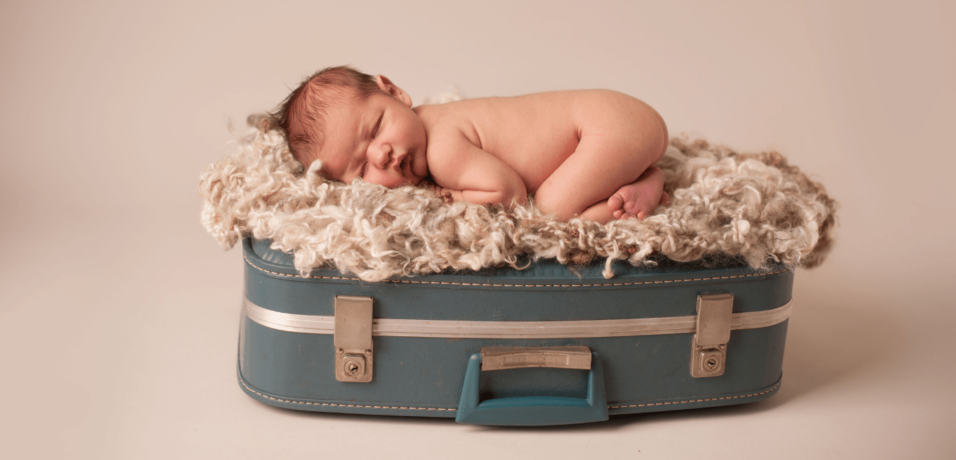 Traveling With A Baby: Helpful Tips
