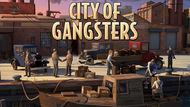 City Of Gangsters: The Chess For Crooks