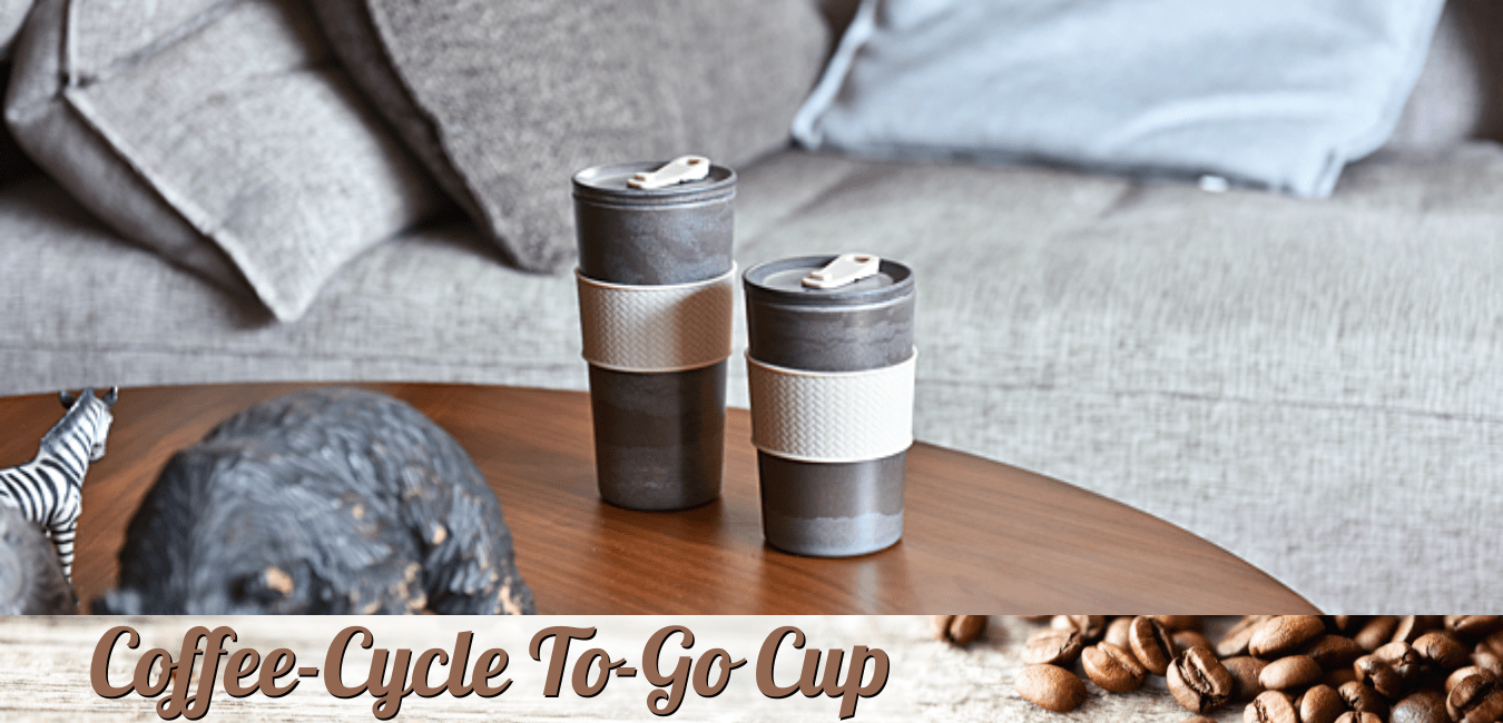 Coffee-Cycle To-go Cup Product Overview