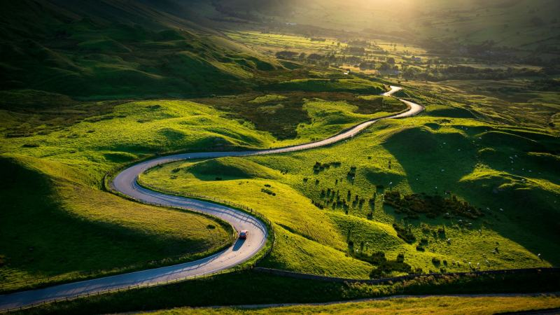 Scenic UK Road Trips To Enjoy This Summer