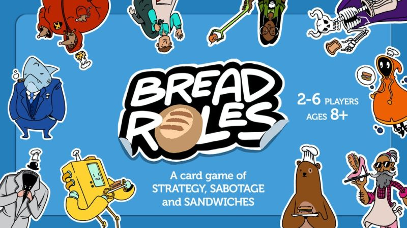 Sandwich Masters: Bread Roles Game Overview