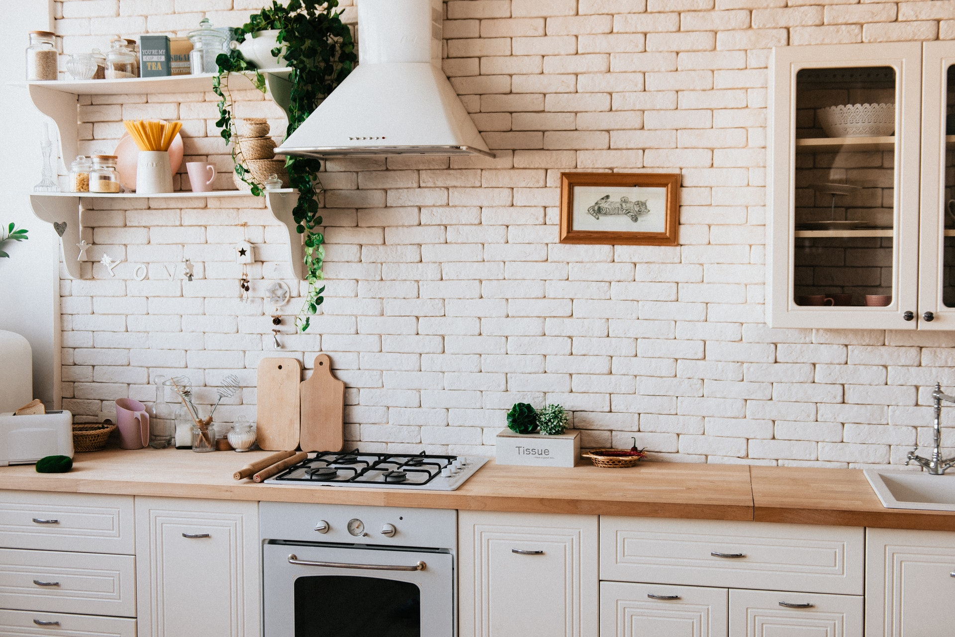 How to Modernise a Kitchen on a Budget