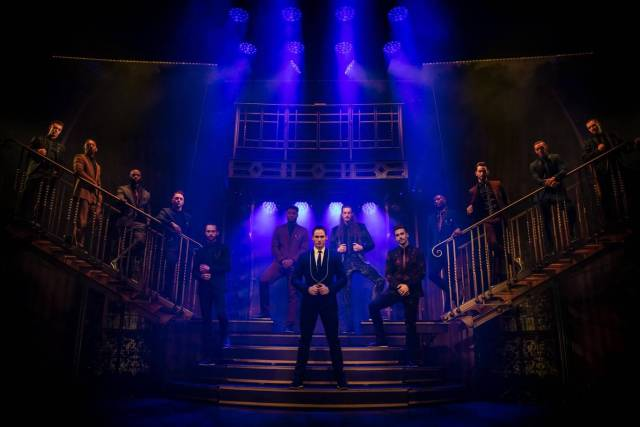 Magic Mike Live Review Hippodrome Casino The Live Review